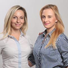Nina Hanušková & Ivana Kelemenová