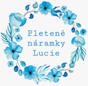 Pletené náramky Lucie